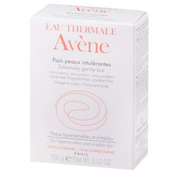 Avene мыло для сверхчувствительной кожи, мыло, 100 г, 1шт.