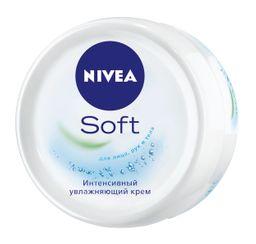 Nivea Крем Soft интенсивный увлажняющий, крем, 200 мл, 1шт.