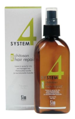 System 4 Терапевтический спрей R для слабых и поврежденных волос, спрей, 200 мл, 1шт.
