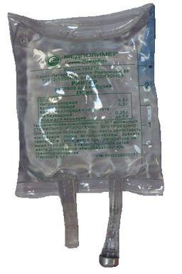 Рингер, раствор для инфузий, 500 мл, 1 шт.