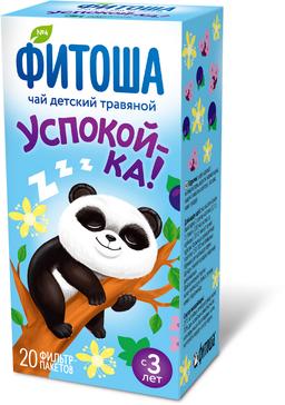 Фитоша чай  №4 Успокой-ка