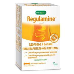 Бенегаст Регуламин, порошок, с апельсиновым вкусом, 6 г, 10 шт.