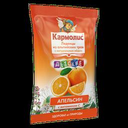 Кармолис Леденцы с медом и витамином С