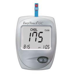 EasyTouch GС Анализатор крови биохимический глюкоза-холестерин, 1 шт.