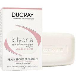 Ducray Ictyane мыло, мыло, 200 мл, 1 шт.