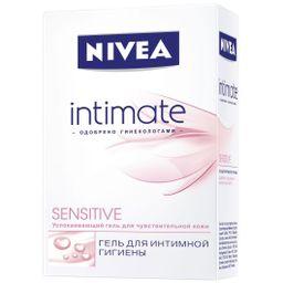 Nivea Гель для интимной гигиены Sensitive, гель, 250 мл, 1шт.