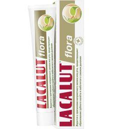 Lacalut Flora зубная паста, паста зубная, 50 мл, 1шт.