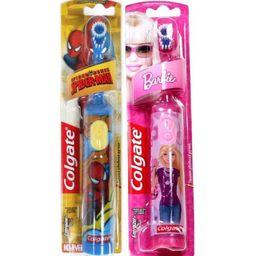 Colgate Looney Tunes Детская зубная щетка электрическая, в ассортименте, 1 шт.