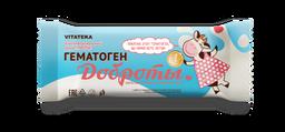 Витатека Гематоген детский Доброты, 40 г, 1шт.