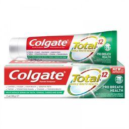 Colgate Паста зубная Total 12 Профессиональная Здоровое дыхание, паста зубная, 75 мл, 1шт.