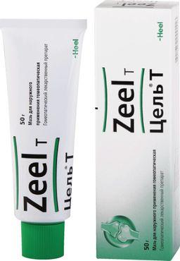 Цель Т, мазь для наружного применения гомеопатическая, 50 г, 1 шт.