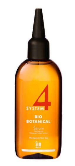System 4 Био Ботаническая Сыворотка для роста волос