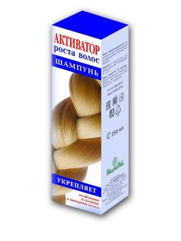 Активатор роста волос шампунь