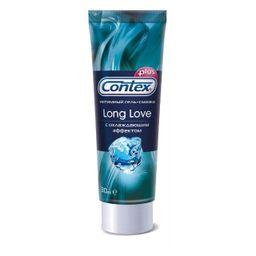 Гель-смазка Contex Long Love, гель, продлевающие половой акт, 30 мл, 1 шт.