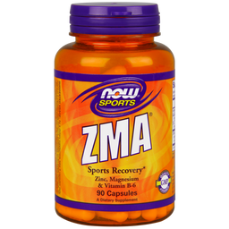 NOW sports ZMA, капсулы, 90шт.