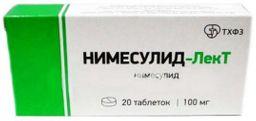 Нимесулид-ЛекТ