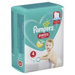 Подгузники-трусики детские Pampers Pants, 9-14 кг, 4, 16шт.