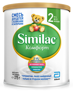Similac Комфорт 2
