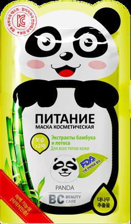 BC Маска для лица питательная Панда