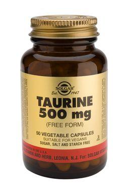 Солгар Таурин 500 мг