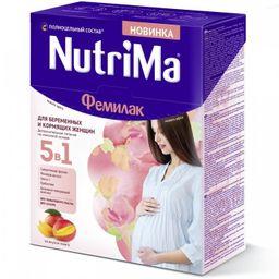 NutriMa Фемилак Молочный напиток для беременных и кормящих