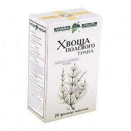 Хвоща полевого трава, сырье растительное-порошок, 1.5 г, 20 шт.