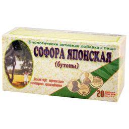 Фиточай «Софора японская», фиточай, 1.5 г, 20 шт.