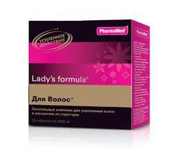 Lady's formula Для волос