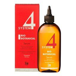 System 4 Биоботаническая сыворотка против выпадения волос, сыворотка, 200 мл, 1шт.