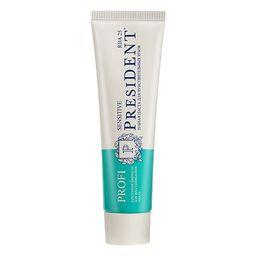 PresiDent Profi Sensitive зубная паста 25 RDA, паста зубная, 50 мл, 1 шт.