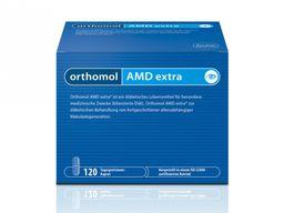 Orthomol AMD Extra Витамины для глаз, капсулы, на 120 дней, 120 шт.