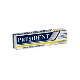 PresiDent White Plus зубная паста, паста зубная, 30 мл, 1 шт.