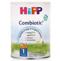 Hipp 1 Сombiotic, смесь молочная сухая, 800 г, 1шт.