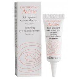 Avene крем успокаивающий для контура глаз, крем, 10 мл, 1 шт.
