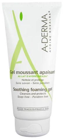 A-Derma Essentials гель очищающий успокаивающий, гель для тела, 200 мл, 1 шт.