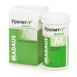 Уралит-У, гранулы для приготовления раствора для приема внутрь, 280 г, 1 шт.