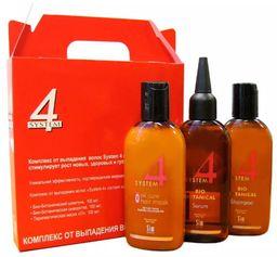 System 4 Лечебный комплекс от выпадения волос