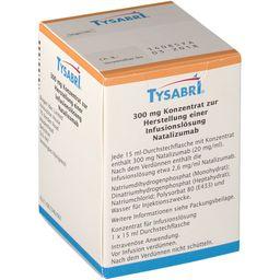 Тизабри, 20 мг/мл, концентрат для приготовления раствора для инфузий, 15 мл, 1 шт.