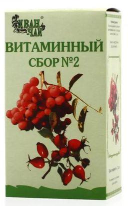 Витаминный сбор №2