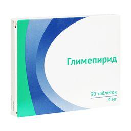 Глимепирид,