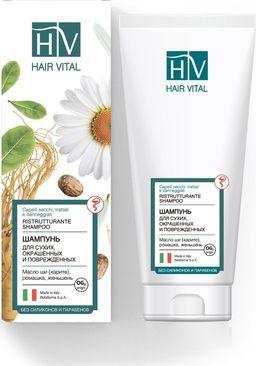 Hair vital шампунь для поврежденных волос