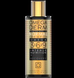 Omegaderm Omega 3,6,9 интенсивное питание и восстановление, шампунь, 250 мл, 1 шт.