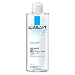 La Roche-Posay Ultra sensitive мицеллярная вода, мицеллярная вода, для чувствительной кожи, 400 мл, 1 шт.