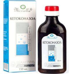 Mirrolla Шампунь от перхоти с кетоконазолом