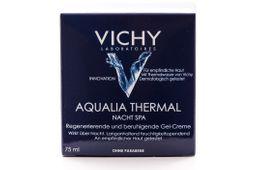 Vichy Aqualia Thermal крем-гель СПА ночной восстанавливающий, крем для лица, 75 мл, 1 шт.