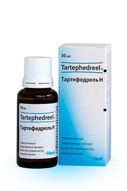 Тартефедрель Н, капли для приема внутрь гомеопатические, 30 мл, 1 шт.