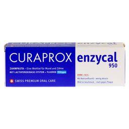 Curaprox Enzycal 950 Зубная паста, паста зубная, 75 мл, 1 шт.