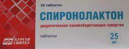 Спиронолактон,