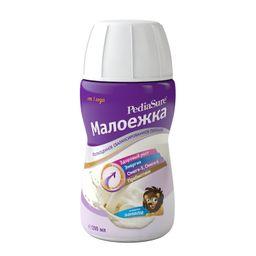PediaSure Малоежка, для детей с 1 года до 10 лет, смесь жидкая, ваниль, 200 мл, 1шт.