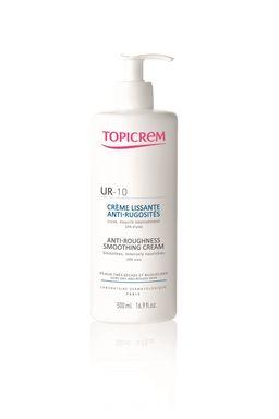 Topicrem UR-10 крем для огрубевшей кожи смягчающий, крем для тела, 500 мл, 1 шт.